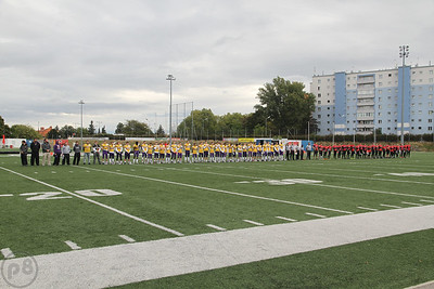 2017; AFBÖ; American Football; Budapest Wolves; Vienna Vikings; U17; Youth