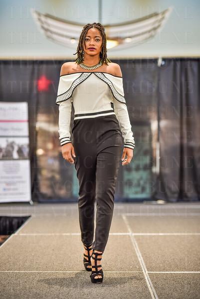 Oxmoor Valentine Fashion Show.