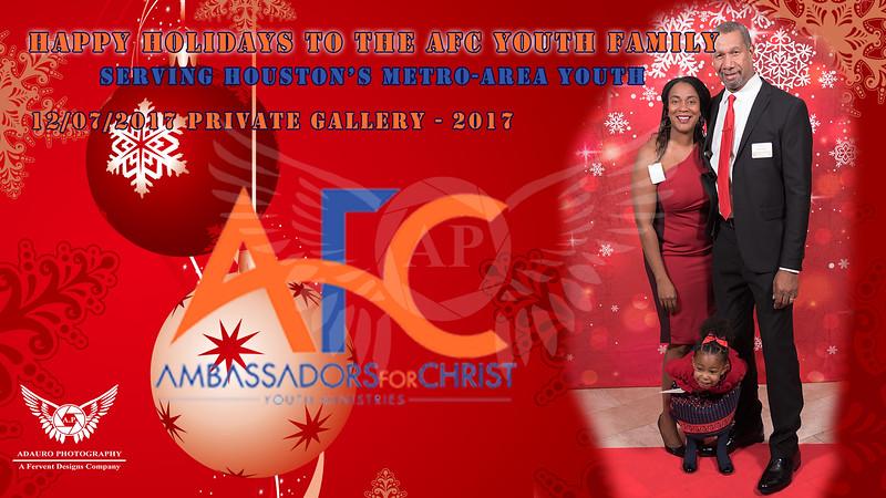 AFC Youth Holiday Celebration 2017
