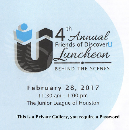 Friends of Discover U Luncheon