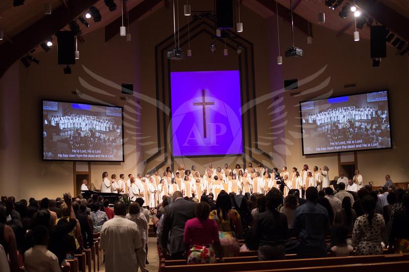 Resurrection Sunday 2017 Eldridge TCWW