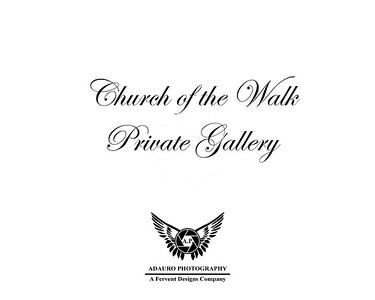 Church of the walk Gallery banner