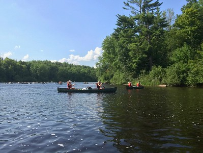 417 Canoe & Climb July 30th-August 5th