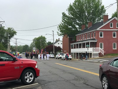 Somersworth New Hampshire - Memorial Day Parade 2017