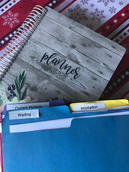 planner and lists