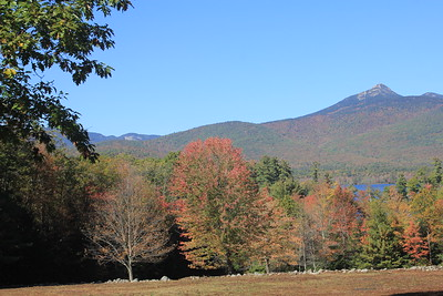 White Mountains Fall 2017