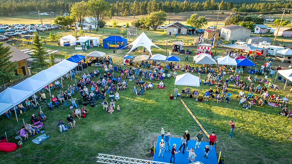 2017 Alpine Country Blue Music Festival
