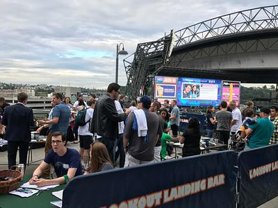 2017 Alumni Mariners Game