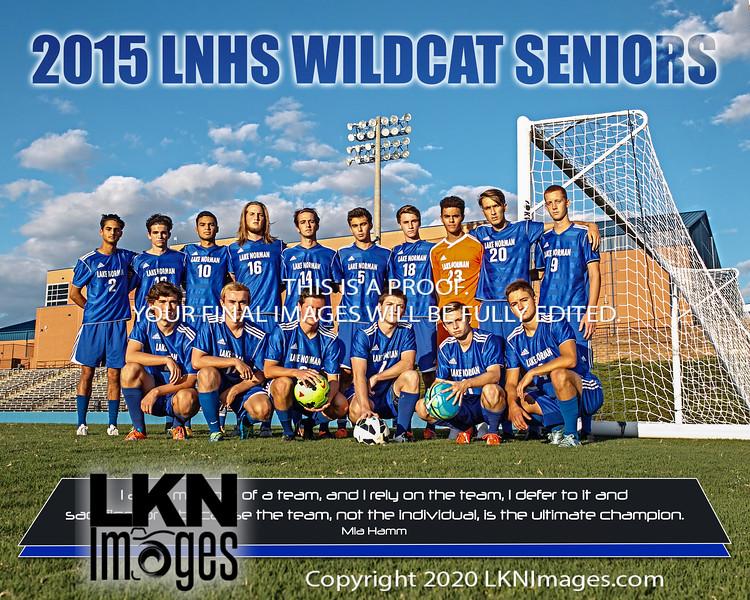 2015 Senior Photo