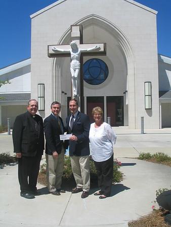 2017 Apr 6 St Joseph Donations