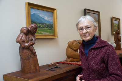Mary Eldredge, Sculptor