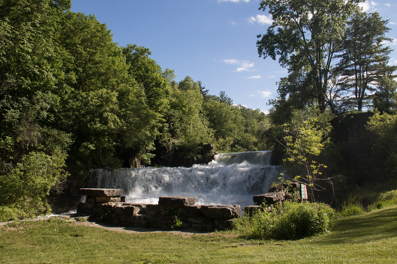 2017-05-31 Finger Lakes Waterfall 20