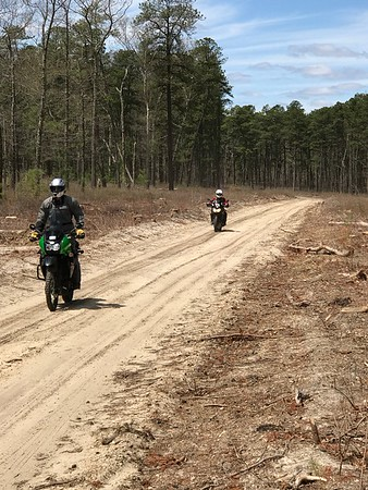 2017 April Pine Barrens Adventure Camp