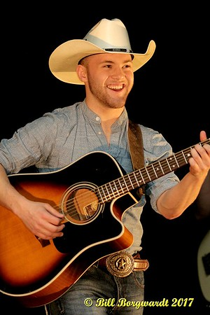 April 22, 2017 - Ben Chase at Boot Scootin' Boogie dance at Beverley Heights Community League Hall