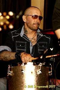 Drummer - Curtis Grambo at Rednex 045