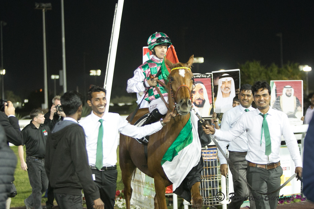 Loraa Wins President's Cup