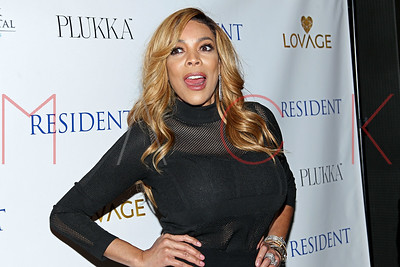 NEW YORK, NY - APRIL 12:   Resident Magazine's Celebration of April Cover Star Wendy Williams at Lovage.