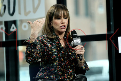 New York, NY - February 23:  Melissa Rivers visits the BUILD Speaker Series: Discussing the 2017 Academy Awards, New York, USA
