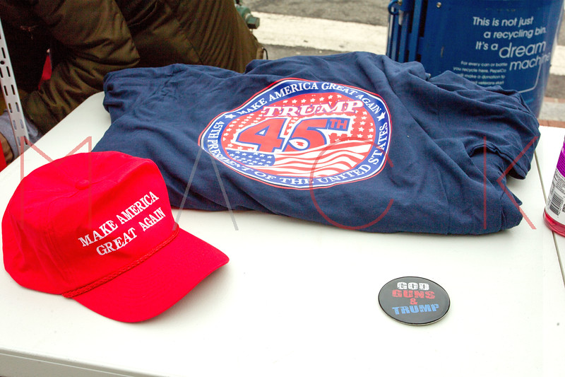 2016 Biker's For Trump Rally in DC
