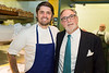 NEW YORK, NY - MARCH 12:  Chef Ludo Lefebvre; Citymeals on Wheels Board Co-President Robert S. Grimes at The 20th Annual Sunday Supper to benefit City Meals on Wheels on Sunday March 12, 2017 at Restaurant Daniel in New York, NY (Photo by Eric Vitale/ManhattanSociety)