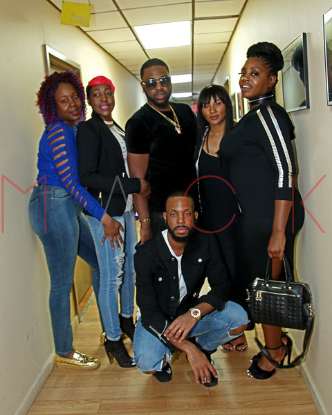 Celebrity Stylist Kidear Youmans Birthday Celebration