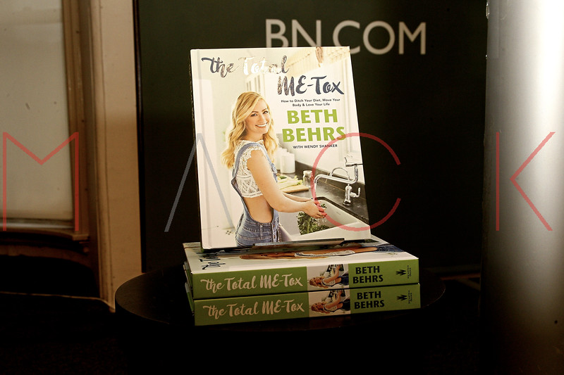 "Book Signing for ""The Total ME-Tox"", New York, USA"