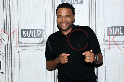 NEW YORK, NY - SEPTEMBER 28:  Build presents Anthony Anderson discussing State Farm at Build Studio.