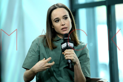 """NEW YORK, NY - SEPTEMBER 14:  Build presents Ellen Page discussing """"Flatliners"""" at Build Studio."""