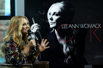 """NEW YORK, NY - SEPTEMBER 19:  Build presents Lee Ann Womack discussing """"The Lonely, The Lonesome & The Gone"""" at Build Studio."""