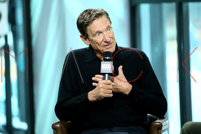"""NEW YORK, NY - SEPTEMBER 19:  Build presents Maury Povich discussing """"Maury"""" at Build Studio."""