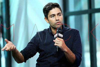 NEW YORK, NY - SEPTEMBER 20:  Build presents Adrian Grenier discussing his nonprofit organization Lonely Whale Foundation at Build Studio.