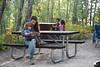 Signal Mt. campsite