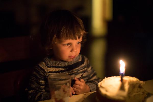 Levi's Birthday