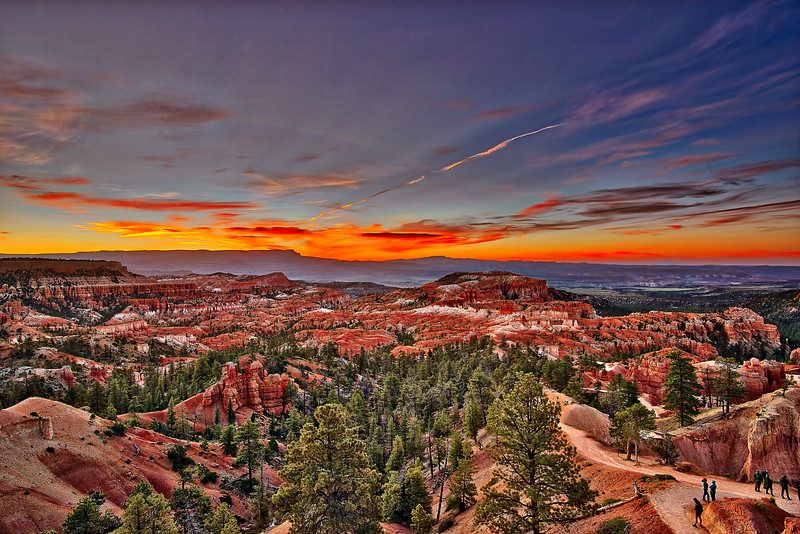 Bryce Canyon Sunrise 1 PS_DSC8255_HDR