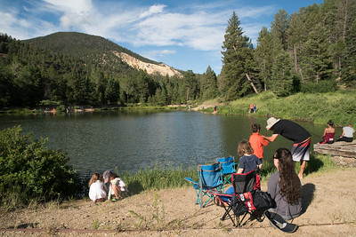 Columbine Camping