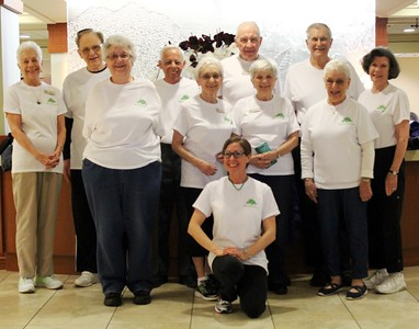 2017 -  Arizona LeadingAge Fitness Challenge for Seniors