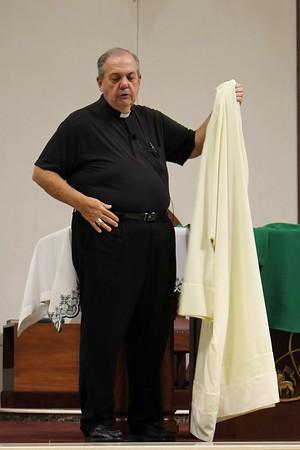 2017 Aug 20 Fr Rodney's Teaching Mass