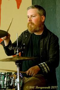 Drummer - Kacy & Clayton - Folk Fest 2017 818