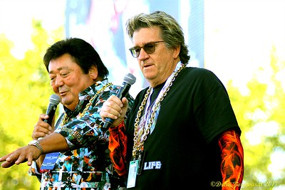Terry Ree & Bruce Williams - Williams & Ree - Country Thunder 2017 219
