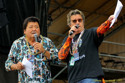 Terry Ree & Bruce Williams - Williams & Ree - Country Thunder 2017 027