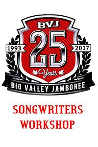 Songwriters workshop - BVJ 2017 logo