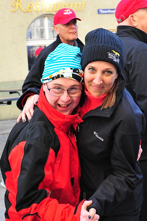 2017-03-12 Wels Torch Run/Ceremony