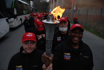 2017-03-15 Mattersburg Torch Run/Ceremony