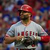 Los Angeles Angels of Anaheim v Texas Rangers