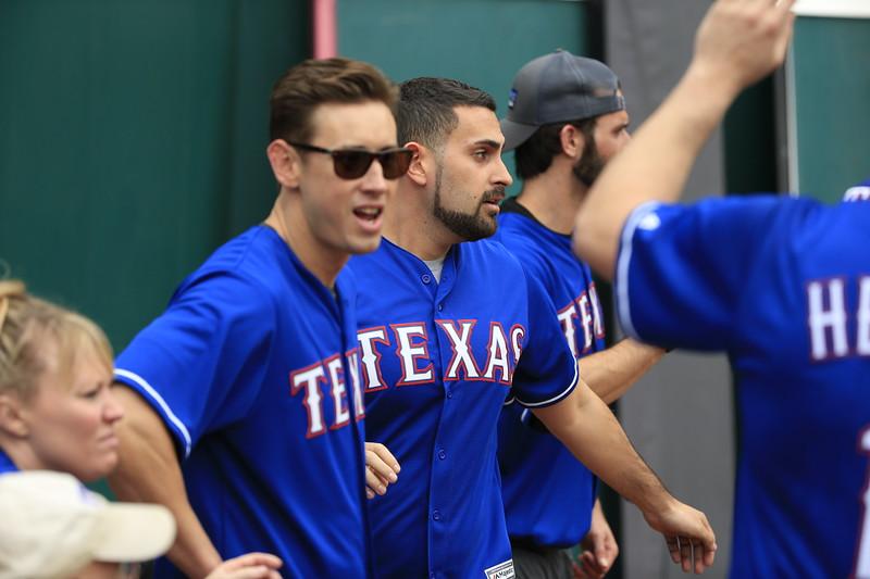 Corporate Softball Texas Rangers Friday March 10, 2017.