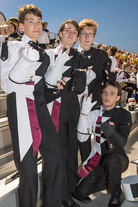 DS Tiger Band - Game 4, 2017, 2017