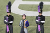 DS Tiger Band at UIL Area Contest, 10/28/17