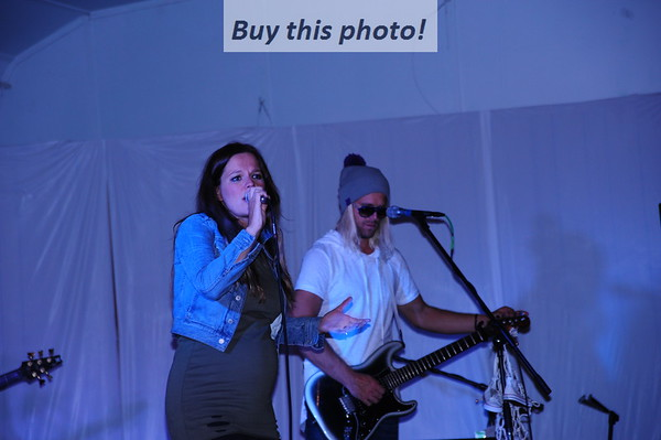 Amanda Watkins & Cal Ecker concert 10-07