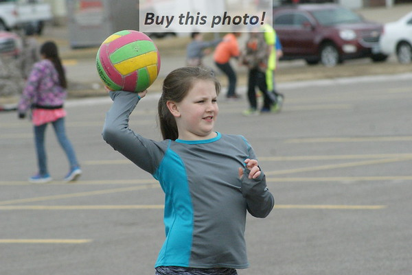 BBE elementary parking lot recess