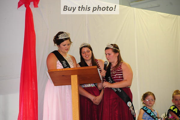 BVD Miss Brooten Pageant 07-08